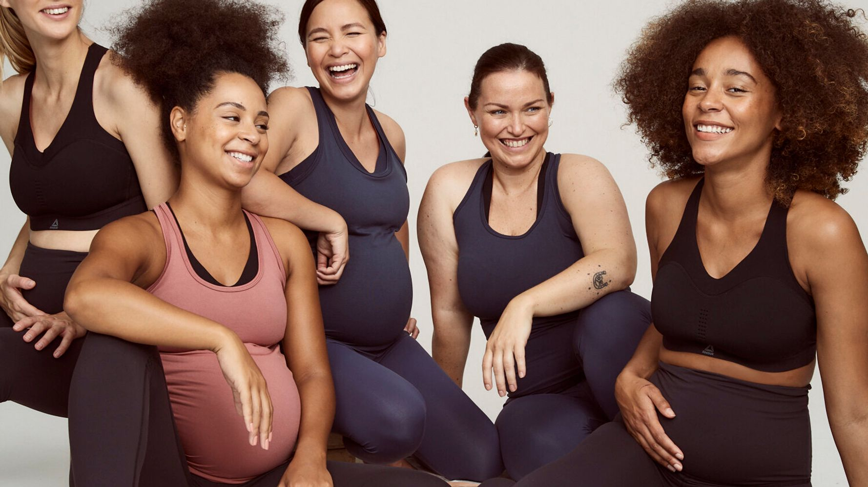 Reebok Launches Maternity Fitness Collection Designed To Fit Every Stage Of Pregnancy