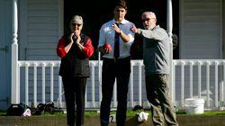 Justin Trudeau veut augmenter les revenus des personnes
