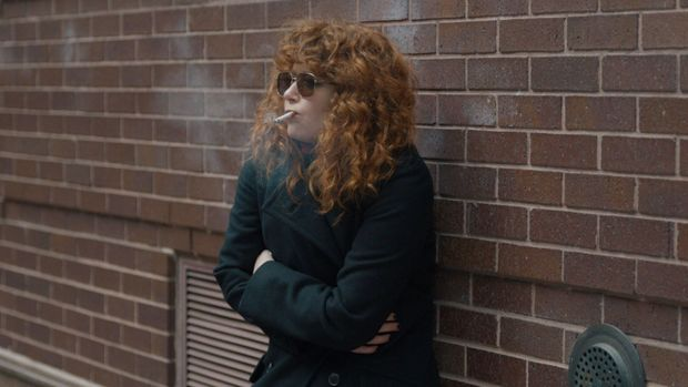 "Natasha Lyonne in ""Russian Doll"""