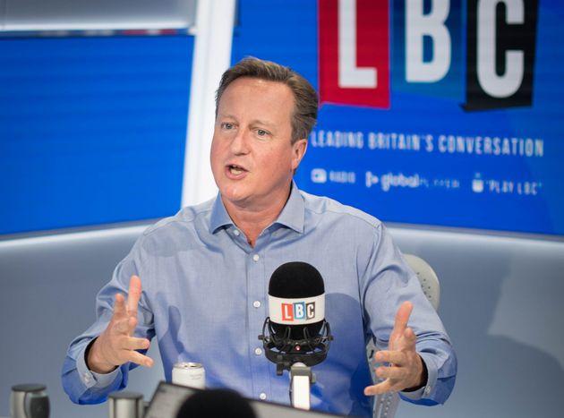 Theresa May Right To Give Geoffrey Boycott Knighthood, Says David Cameron