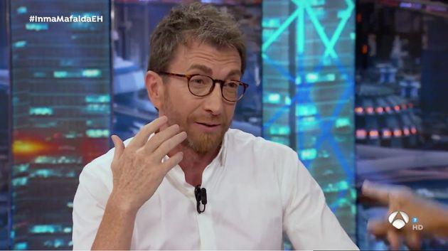 De estrella de Telecinco a Antena 3: la aparición más impensable que se ha visto en 'El Hormiguero'