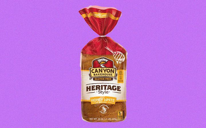 Canyon Bakehouse Gluten Free Honey White