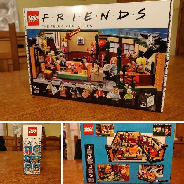 La boîte de Lego