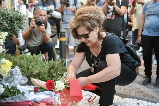 Πορεία στη μνήμη του Παύλου Φύσσα έξι χρόνια μετά τη δολοφονία