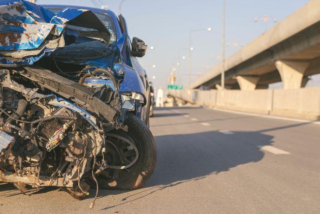 Recul du nombre d'accidents de la route par rapport à la même période de l'année
