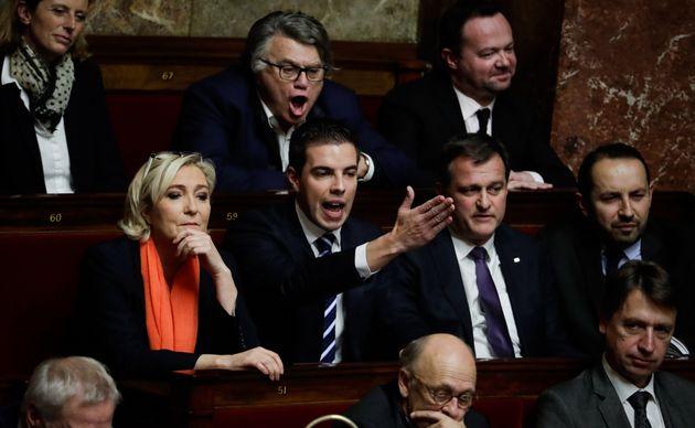 Le RN de Marine Le Pen pourra finalement participer au débat sur l'immigration à l'Assemblée