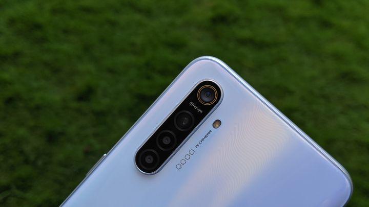 The Realme XT has a 64MP camera.