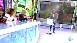 Jorge Javier le da un palo en 'Sálvame' a un programa de Telecinco: y él era el