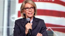 Betsy DeVos To Promote School That Bans Transgender Students And