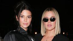 Kendall Jenner Roasts Khloe Kardashian Over Lookalike