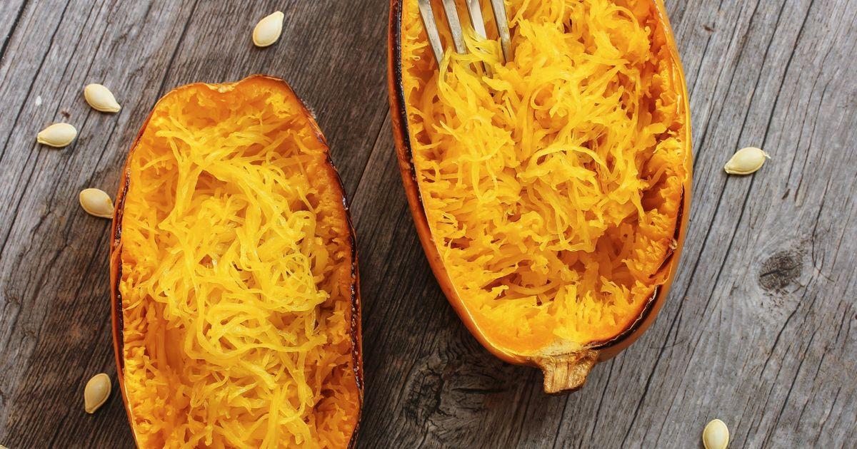 Abóbora espaguete: O fruto nutritivo e pouco calórico que substitui o macarrão