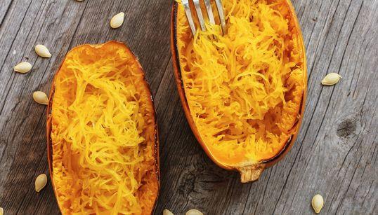 Conheça a abóbora espaguete, a alternativa 'saudável' (e pouco calórica) ao