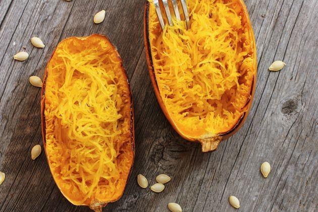 Abóbora espaguete: O fruto nutritivo e pouco calórico que substitui o