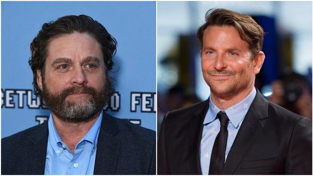 Zach Galifianakis/ Bradley Cooper