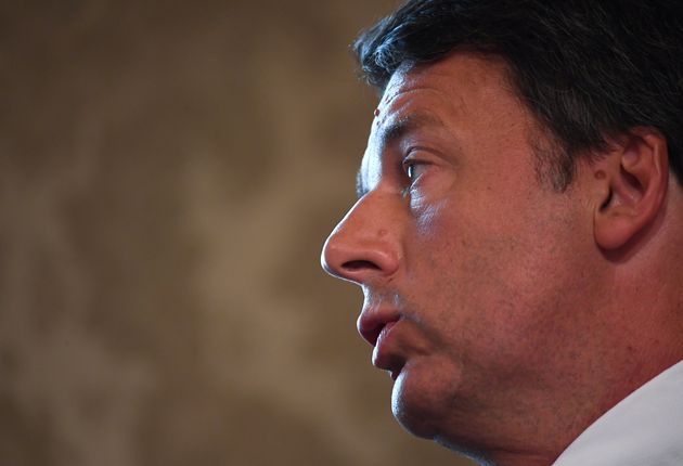 Stavolta Renzi non è