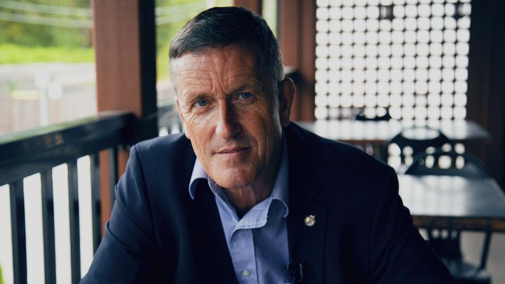 Former NDP MP Svend Robinson is hoping for a comeback in Burnaby North-Seymour.