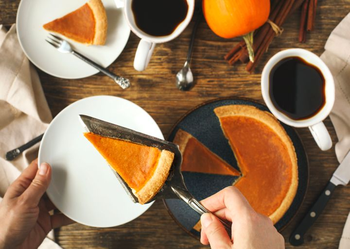 Data from Grubhub shows most Americans are not trying to get their pumpkin fix in August.