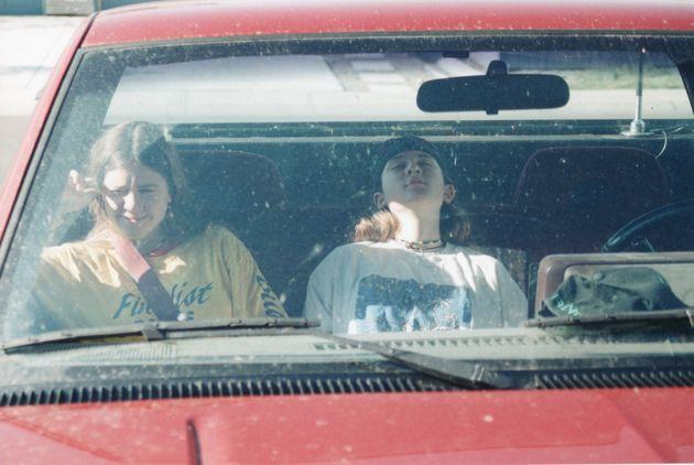 Tegan and Sara in the