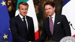 Après des mois de rupture, France et Italie se réconcilient sur la répartition des migrants dans