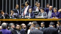 Câmara retoma trechos da lei dos partidos que mudam prestação de