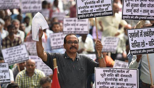 Transport Strike In Delhi Till 9.30 PM Today, Several Schools