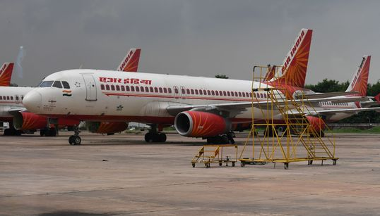 Cash-Starved Air India Is Putting Its Crew On A Low-Fat