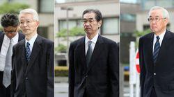 Les trois personnes jugées pour la catastrophe de Fukushima ont été