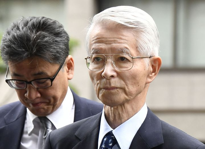 Ex-TEPCO chairman Tsunehisa Katsumata, 79, was also found not guilty of causing the deaths of 44 elderly patients.