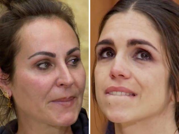 Ana Milán y Elena Furiase, en 'MasterChef Celebrity