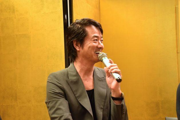 高知東生さん
