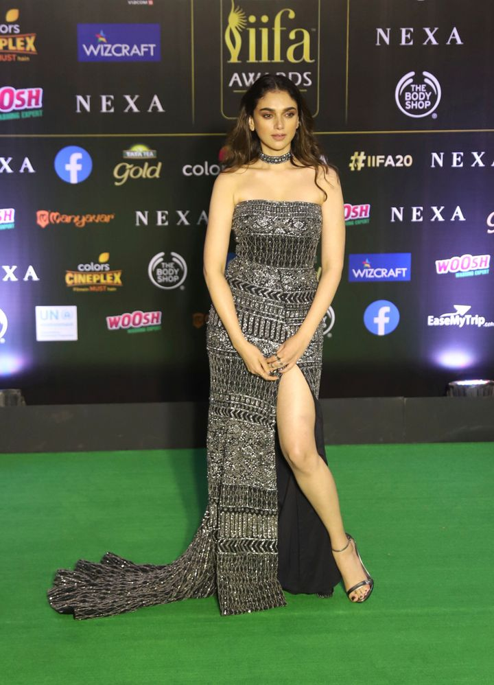 Aditi Rao Hydari won best supporting actress for&nbsp;<i>Padmaavat.</i>