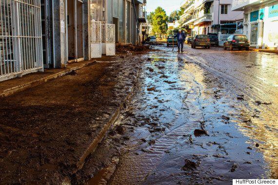 Μάνδρα, Δέκα μέρες μετά: Πώς οι περιοχές χαμηλού εισοδήματος είναι πιο ευάλωτες σε ακραία