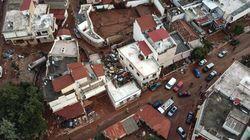 Bloomberg: Φαινόμενο τροπικού είδους η καταιγίδα που προκάλεσε 21 θανάτους στη δυτική