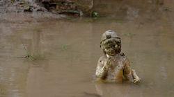 Αυτοψία σε αρχαιολογικούς χώρους της Πιερίας για τις επιπτώσεων από την