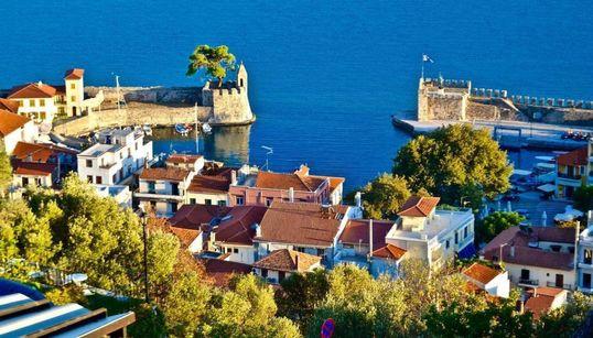 Nαύπακτος - η ανατολή ενός νέου τουριστικού