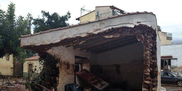 Αποζημιώσεις για τουλάχιστον 1.300 κτήρια σε Μάνδρα, Νέα Πέραμο και