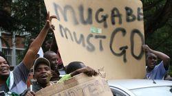 Ζιμπάμπουε: Πορείες προς το προεδρικό μέγαρο και το σπίτι του προέδρου