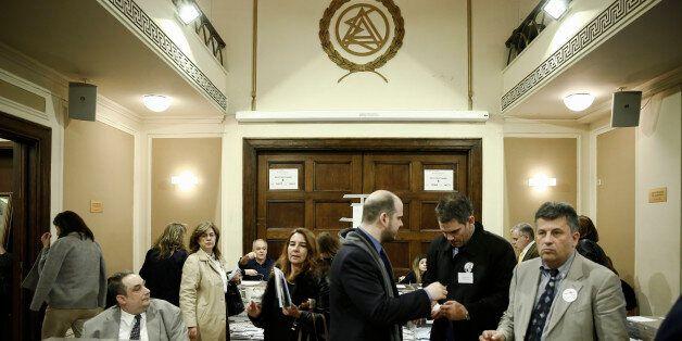 Αναστασόπουλος και Βερβεσός στο 2ο γύρο των εκλογών του