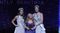 Η νέα Miss Minnesota USA είναι η Mikayla Holmgren, η πρώτη διαγωνιζόμενη καλλιστείων με σύνδρομο