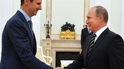 Πούτιν: Η στρατιωτική επιχείρηση κατά της τρομοκρατίας στη Συρία