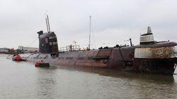 Σοβιετικό υποβρύχιο εμφανίστηκε σε...ποταμό της