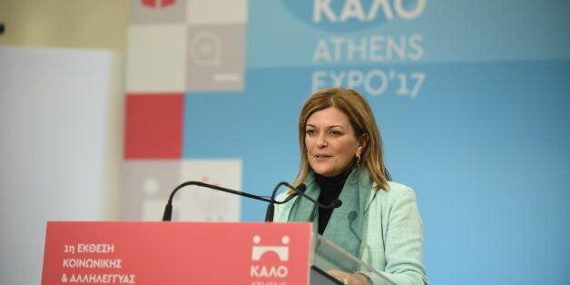 Αντωνοπούλου: Περίπου 260.000 συμπολίτες μας κατάφεραν να βρουν μία θέση εργασίας επί των ημερών της...