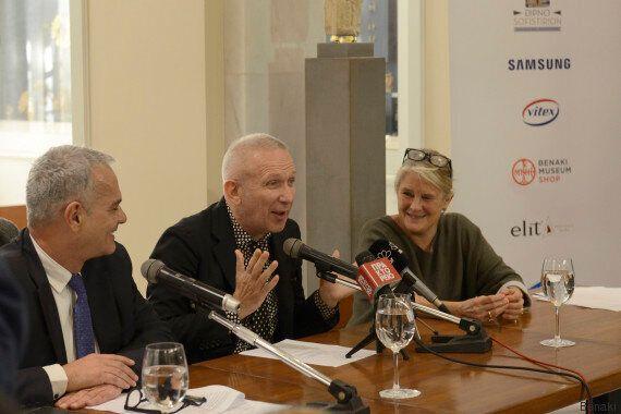 Ο Jean Paul Gaultier έρχεται στο Μουσείο Μπενάκη για μια ιστορική εκδήλωση μόδας και