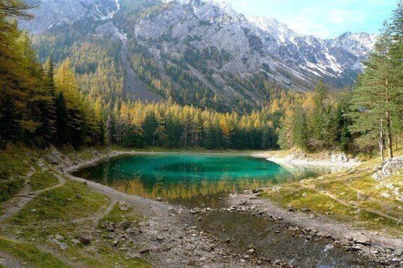 Εσείς ξέρατε πως υπάρχει ένα πάρκο στην Αυστρία που το καλοκαίρι μεταμορφώνεται σε