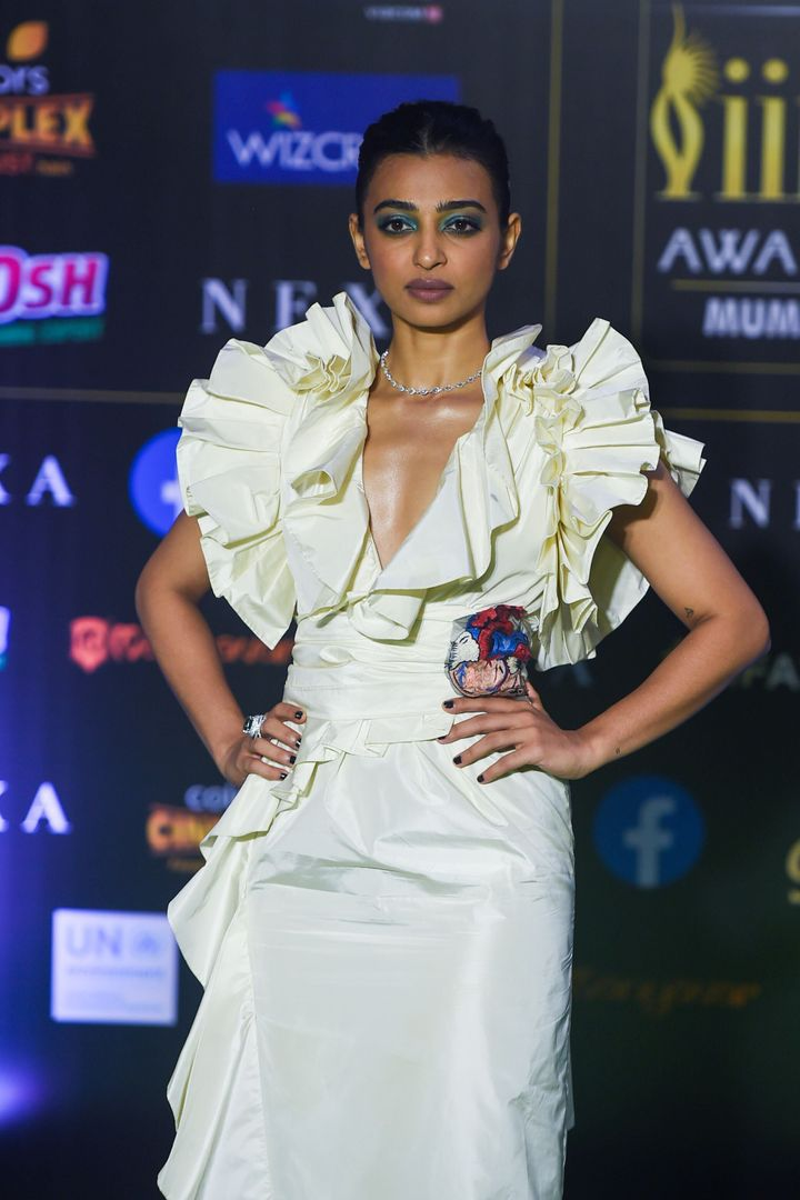 Radhika Apte at IIFA.