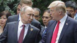 RIA: Ο Τραμπ ρώτησε τον Πούτιν αν αληθεύουν οι ισχυρισμοί περί ρωσικής ανάμιξης στις αμερικανικές προεδρικές