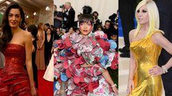 Met Gala 2018: Τι κοινό έχουν η Amal Clooney, η Rihanna, η Donatella Versace και η Καθολική