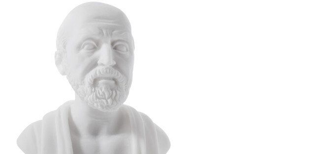 "Hippocrates (460-€""380 B.C.E.) Ancient Greek physician, traditionally regarded as the father of medicine...."