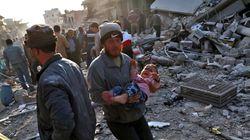 Τουλάχιστον 53 άμαχοι νεκροί σε αεροπορικές επιδρομές στη Βόρεια
