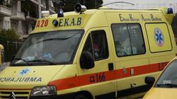 Ατύχημα σε αγώνες ταχύτητας αυτοκινήτων στην Τρίπολη: Αυτοκίνητο έπεσε πάνω σε